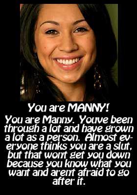 QuizGalaxy.com - Manny